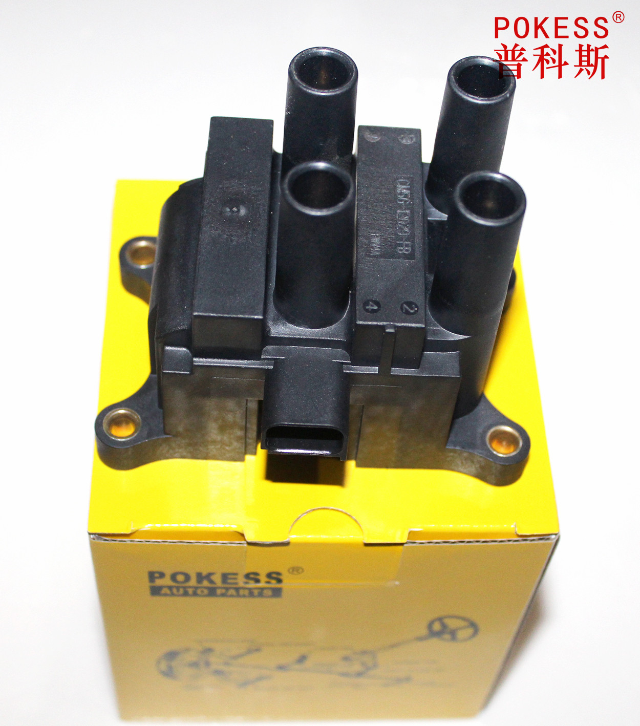 IGNITION COIL  -  CM5G-12029-FB1